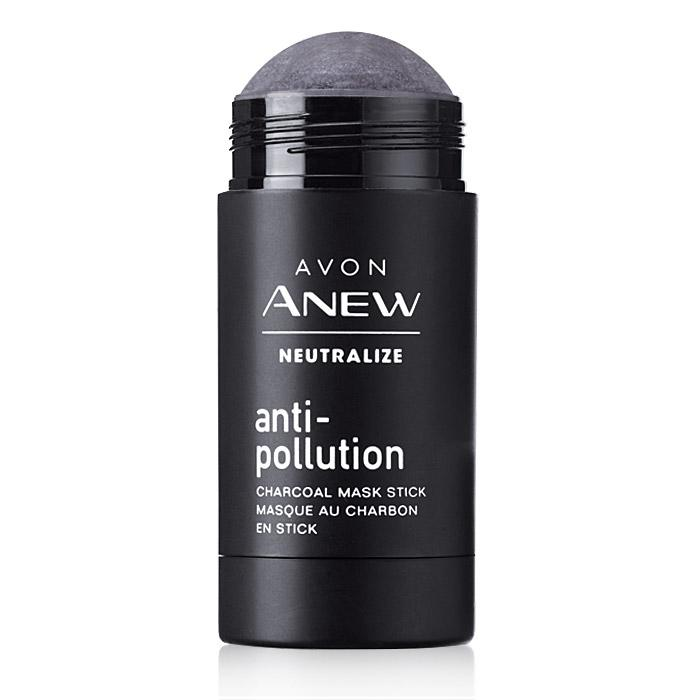 Anew Neutralize Anti-Pollution Charcoal Mask Stick